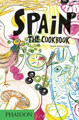 Spain: The Cookbook (BOK)