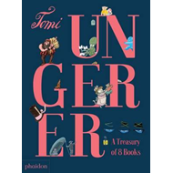 Tomi Ungerer: A Treasury of 8 Books (BOK)