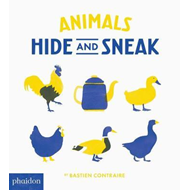 Animals: Hide and Sneak (BOK)