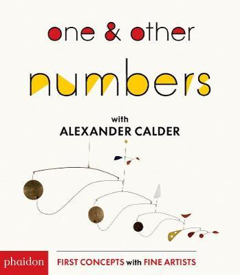 One & Other Numbers with Alexander Calder (BOK)