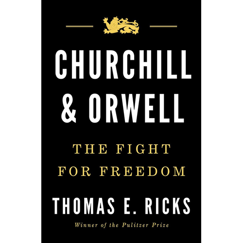 Churchill and Orwell (BOK)