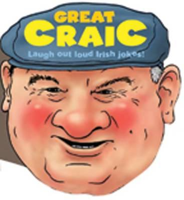 Great Craic Fridge Magnet (BOK)