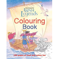 Irish Legends for Children Colouring Book (BOK)