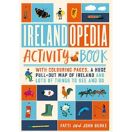 Irelandopedia Activity Book (BOK)