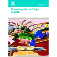 Preventing Slips and Trips at Work (BOK)