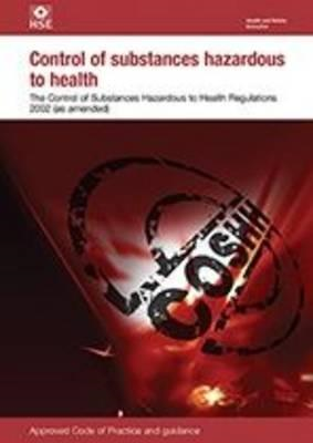 Control of substances hazardous to health (BOK)