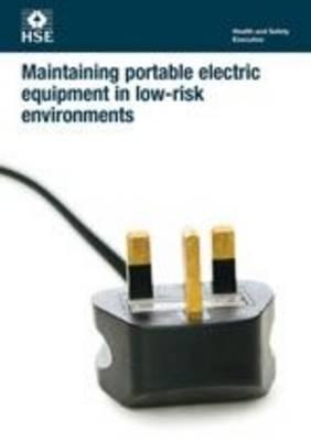 Maintaining Portable Electric Equipment in Low-risk Environm (BOK)