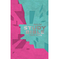 Nkjv Study Bible for Kids Pink/Teal Cover (BOK)