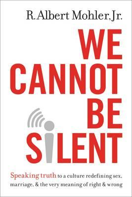 We Cannot Be Silent (BOK)
