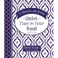 5 Minutes With Jesus: Quiet Time for Your Soul (BOK)