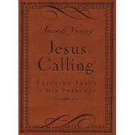 Jesus Calling - Deluxe Edition Brown Cover (BOK)