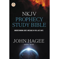 NKJV, Prophecy Study Bible, Hardcover, Red Letter Edition (BOK)