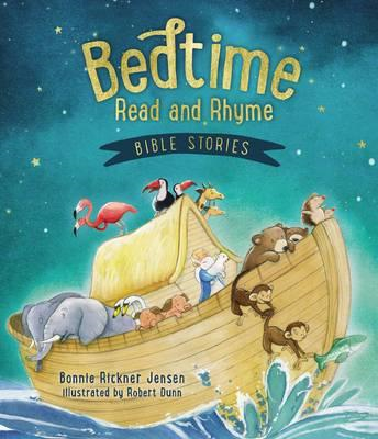 Bedtime Read and Rhyme Bible Stories (BOK)