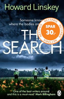 The Search - The outstanding new serial killer thriller (BOK)