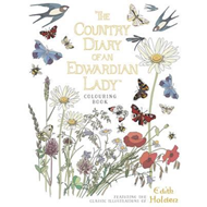 Country Diary of an Edwardian Lady Colouring Book (BOK)