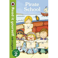 Pirate School - Read it yourself with Ladybird (BOK)