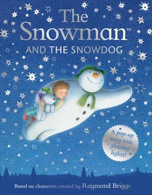Snowman and the Snowdog Pop-up Picture Book (BOK)
