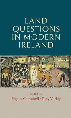 Land Questions in Modern Ireland (BOK)