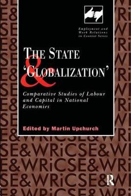 State and Globalization (BOK)