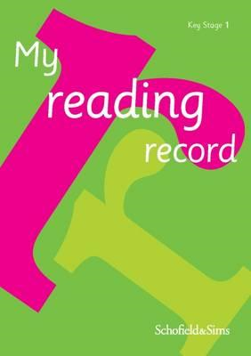 My Reading Record for Key Stage 1 (BOK)