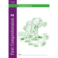 First Comprehension Book 2 (BOK)