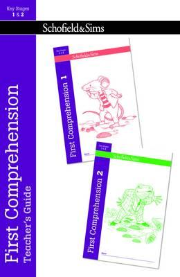 First Comprehension Teacher's Guide (BOK)