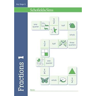 Fractions, Decimals and Percentages Book 1 (Year 1, Ages 5-6 (BOK)
