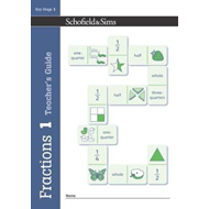 Fractions, Decimals and Percentages Book 1 Teacher's Guide ( (BOK)