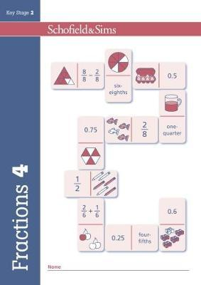 Fractions, Decimals and Percentages Book 4 (Year 4, Ages 8-9 (BOK)