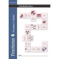 Fractions, Decimals and Percentages Book 4 Teacher's Guide ( (BOK)