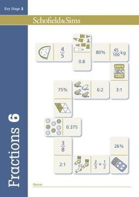 Fractions, Decimals and Percentages Book 6 (Year 6, Ages 10- (BOK)