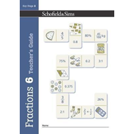 Fractions, Decimals and Percentages Book 6 Teacher's Guide ( (BOK)