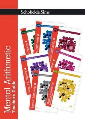 Mental Arithmetic Teacher's Guide (BOK)
