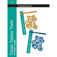 Times Tables Tests Teacher's Guide (BOK)