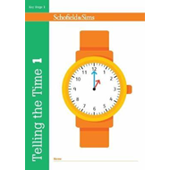 Telling the Time Book 1 (KS1 Maths, Ages 5-6) (BOK)