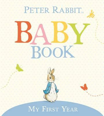 Original Peter Rabbit Baby Book (BOK)