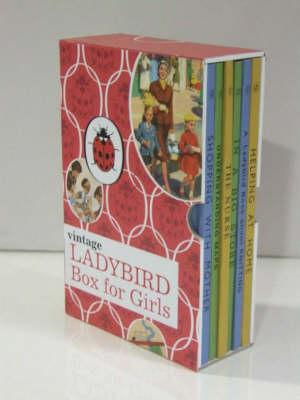 Vintage Ladybird Box for Girls (BOK)