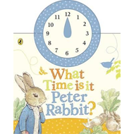 What Time Is It, Peter Rabbit? (BOK)