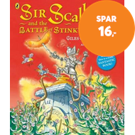 Produktbilde for Sir Scallywag and the Battle for Stinky Bottom (BOK)