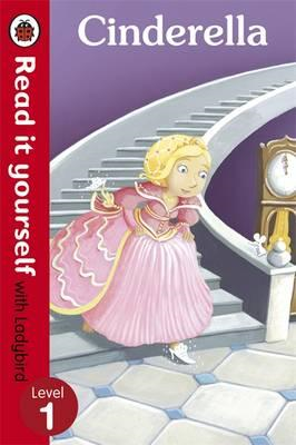 Cinderella - Read it yourself with Ladybird (BOK)
