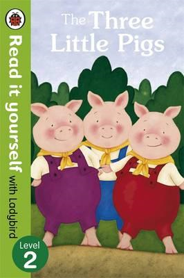 Three Little Pigs -Read it yourself with Ladybird (BOK)