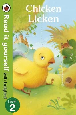 Chicken Licken - Read it yourself with Ladybird (BOK)