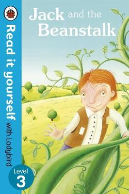 Jack and the Beanstalk - Read it yourself with Ladybird (BOK)
