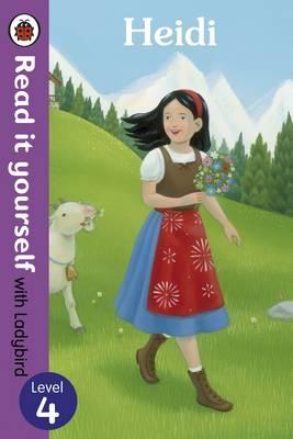Heidi - Read it yourself with Ladybird (BOK)