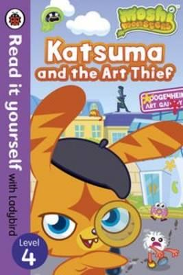 Moshi Monsters: Katsuma and the Art Thief - Read it Yourself