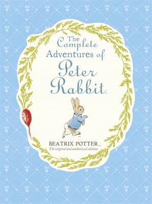 Complete Adventures of Peter Rabbit (BOK)