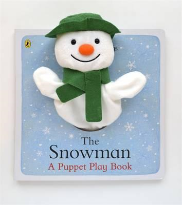 Snowman: A Puppet Play Book (BOK)
