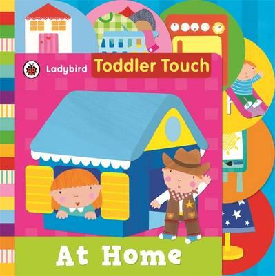 Toddler Touch: At Home (BOK)