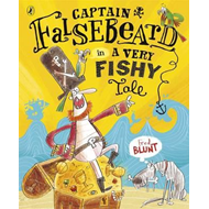 Captain Falsebeard in A Very Fishy Tale (BOK)