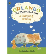 Orlando the Marmalade Cat: A Camping Holiday (BOK)